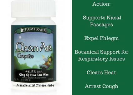 Benefits of Clean Air Teapills