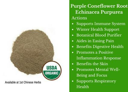 echinacea purpurea root, echinacea, powder, starwest botanicals, traditional bulk herbs, bulk tea, bulk herbs, teas, medicinal bulk herbs