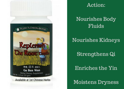 Benefits of Replenish the Root
