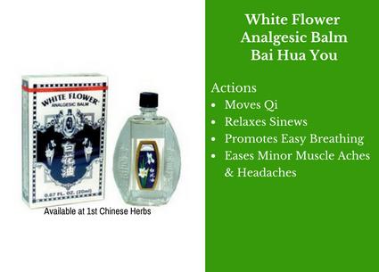 White flower analgesic balm white flower white flower analgesic balm balm traditional bulk herbs bulk tea mightylinksfo