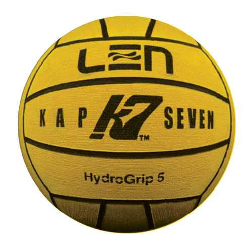 KAP7 Size 5 Mens Water Polo Ball  (Official LEN Water Polo Ball)