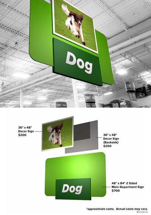 Pet store design ideas