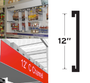 warehouse store sign 12 x 48