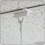 drop ceiling hook to hang retail signs