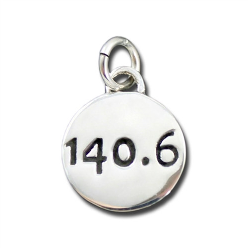 Sterling Silver 140.6 Charm
