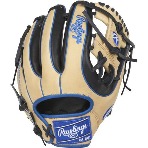 """RAWLINGS HEART OF THE HIDE 11.25"""" LIMITED EDITION RHT INFIELD BASEBALL GLOVE W/COLORSYNC PATCHES"""