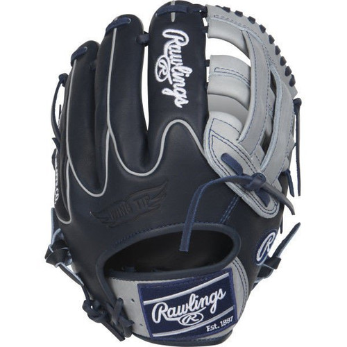 """RAWLINGS HEART OF THE HIDE 11.75"""" LIMITED EDITION RHT INFIELD BASEBALL GLOVE W/COLORSYNC PATCHES"""