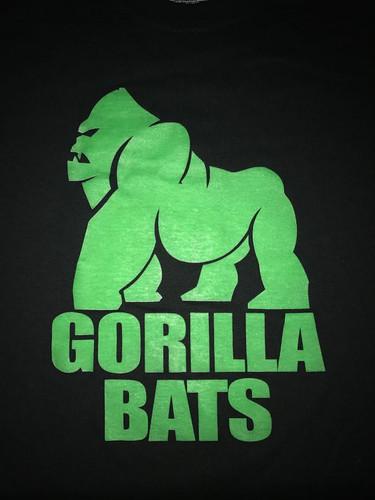 Gorilla Bats T-Shirt