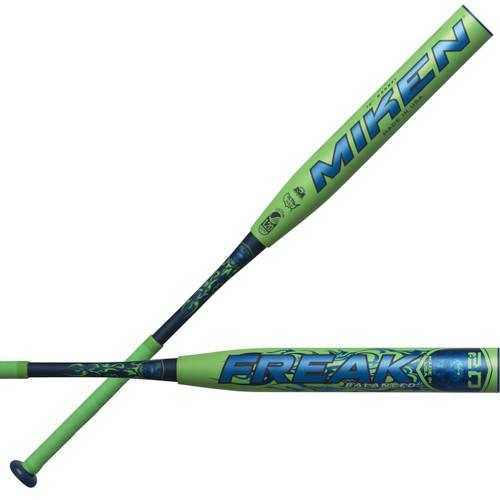 "2018 Miken 20th Anniversary Freak 12"" Balanced Slowpitch Softball Bat M12FRK"