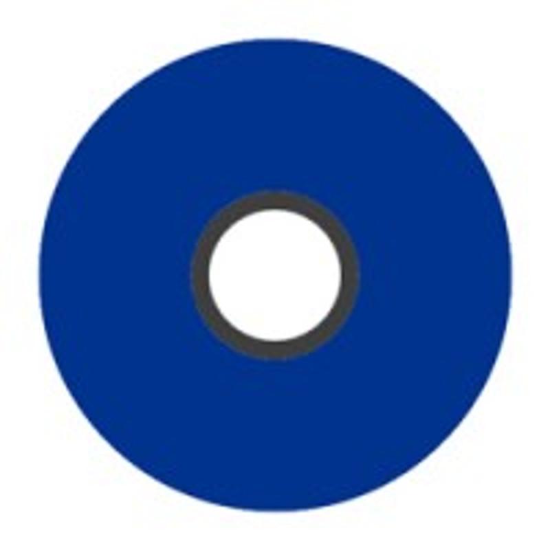 Magna-Glide 'M' Bobbins, Jar of 10, 30288 Bright Blue