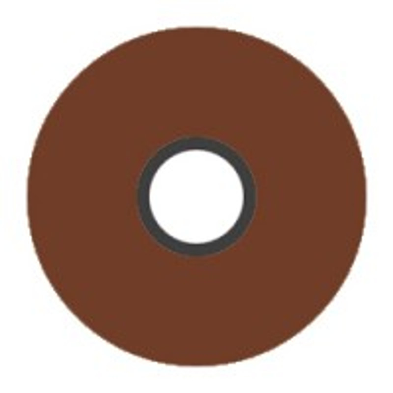 Magna-Glide 'L' Bobbins, Jar of 20, 20478 Rust Brown