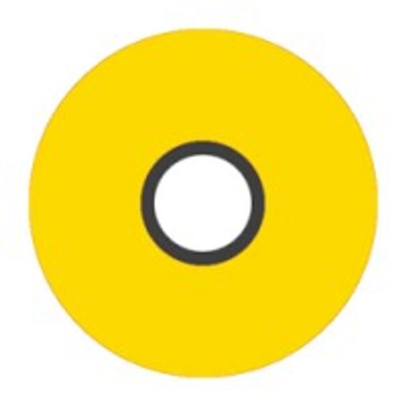 Magna-Glide 'L' Bobbins, Jar of 20, 80108 Bright Yellow