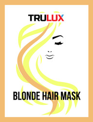 BLONDE HAIR MASK