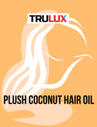 PLUSH COCONUT HAIR OIL