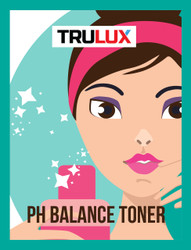 PH BALANCE TONER - CLEAR SKIN RANGE - MADE BY TRULUX