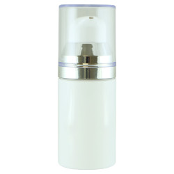 LUMSON APP 355 S WHITE, SILVER COLLAR 15ML