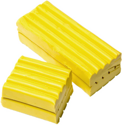 YELLOW CLAY 1KG