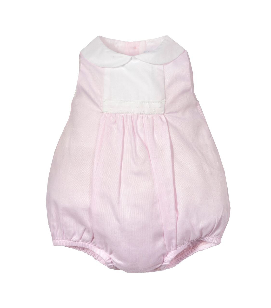 90dd336ae Baby Girls Pink Romper. - Coco Childrenswear