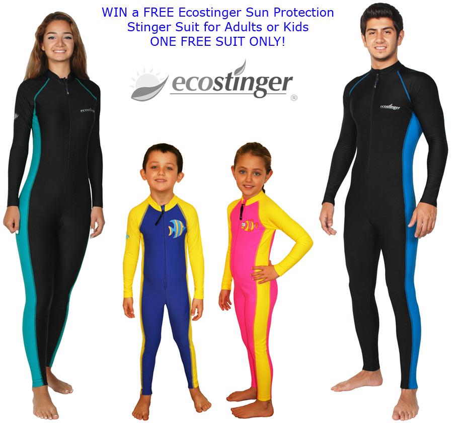 Women Men Girls And Boys Stinger Suit Ecostinger