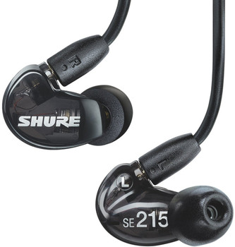 Shure SE215 In-Ear Monitor Negro