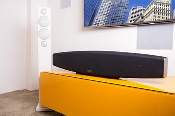 SoundBar HiFi Monitor Audio ASB-2 HDMI AirPlay