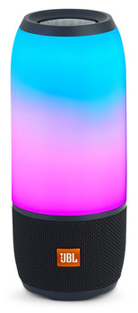Parlante inalámbrico - JBL Pulse 3 Sonido 360º Luces Multicolor