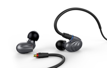 Audífonos Fiio F9 Pro In-Ear HiFi Handsfree 3 Drivers
