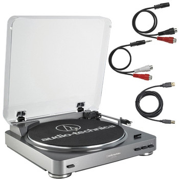 Tornamesa Audio-Technica AT-LP60-USB