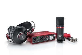 Focusrite Scarlett 2i2 Studio (2nd Gen) Interfaz de Audio