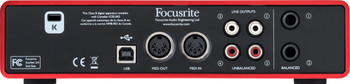 Focusrite Scarlett 2i4 Studio (2nd Gen) Interfaz de Audio