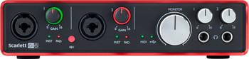 Focusrite Scarlett 6i6 (2nd Gen) Interfaz de Audio