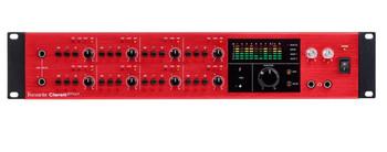 Focusrite Clarett 8PreX - Interfaz de Audio Lighting