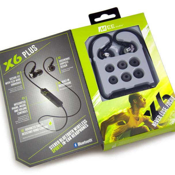 Audifonos Inalámbricos Mee Audio X6 Plus