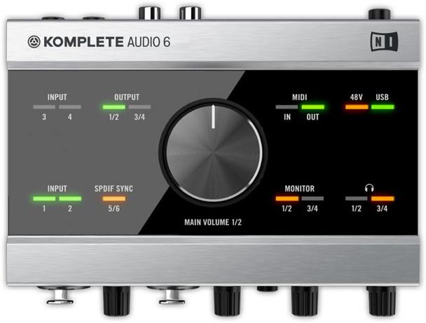 Interface Native Instruments Komplete Audio 6