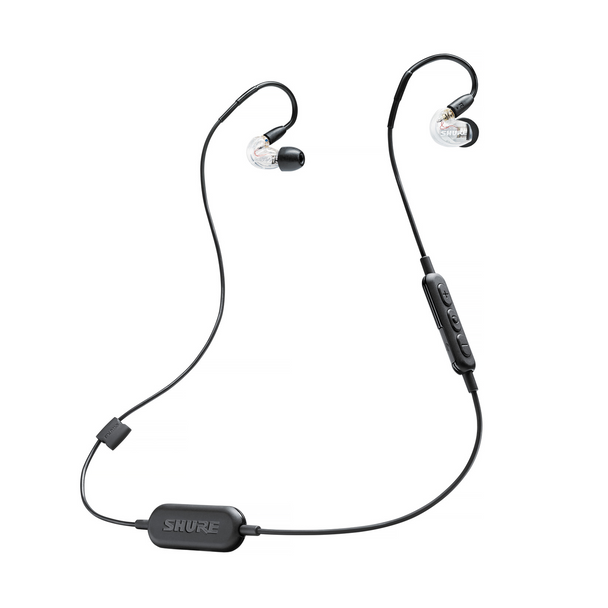 Shure SE215 Wireless In-Ear Monitor Bluetooth