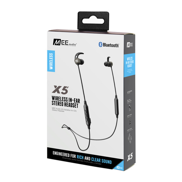 Audifonos Inalámbricos Mee Audio X5 - Bluetooth
