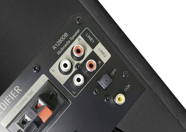 Parlante Activo Edifier R1280DB Bluetooth Optico Control Remoto