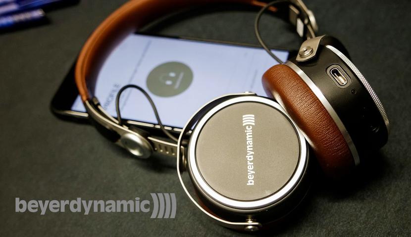 El mejor audífono bluetooth del mercado? Bienvenido Beyerdynamic Aventho Wireless!