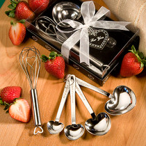 Measuring Spoon And Whisk Favour Sets