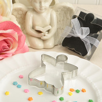Delightful Angel Shaped Tin Metal Cookie Cutters