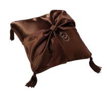 Ring Pillow Brown
