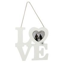 Juliana Home Living Hanging MDF Plaque Love