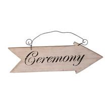 Whitewashed Ceremony Arrow