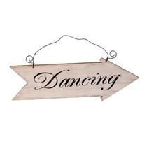 Whitewashed Dancing Arrow