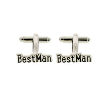 Wendy Jones Blackett Collection Die cast Cufflinks Best Man