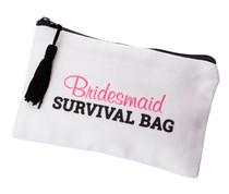 Bridesmaid Wedding Day Survival Bag