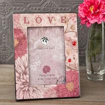 Love Floral Frames