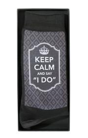 Men's Socks Keep Calm
