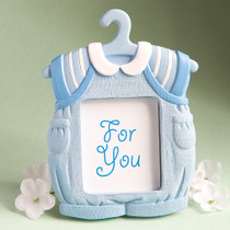 Cute Baby Themed Photo Frame Favours Boy