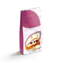 Small Pack of Baba And Cream Flavoured Sugared Almonds 150G Gluten Free